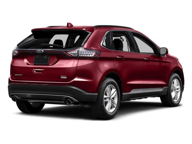 Used 2015 Ford Edge Titanium with VIN 2FMTK4K80FBC39908 for sale in Roseau, Minnesota