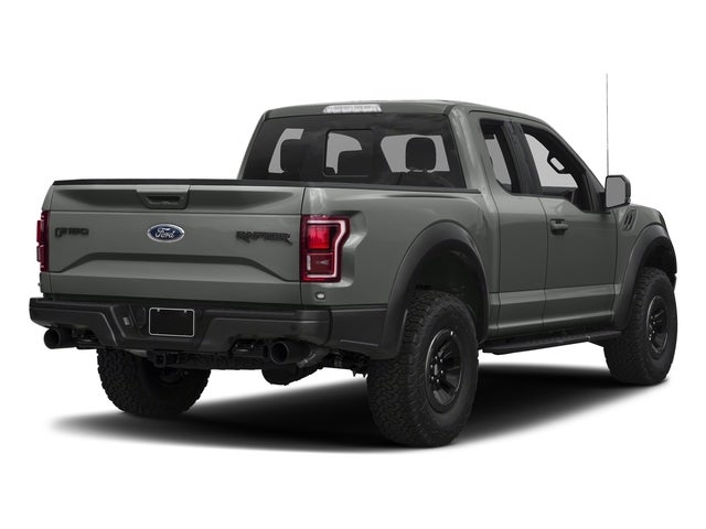 Used 2017 Ford F-150 Raptor with VIN 1FTEX1RGXHFB41612 for sale in Roseau, Minnesota