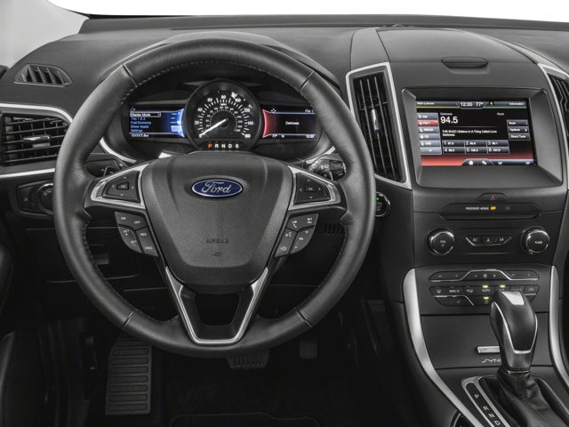 Ford Edge Titanium In Roseau Mn Roseau County Ford