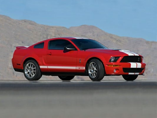 2008 Ford Mustang Shelby Gt500 In Roseau Mn County
