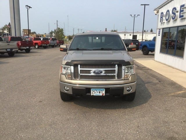 Used 2012 Ford F-150 XL with VIN 1FTFW1EF2CFA29559 for sale in Roseau, Minnesota