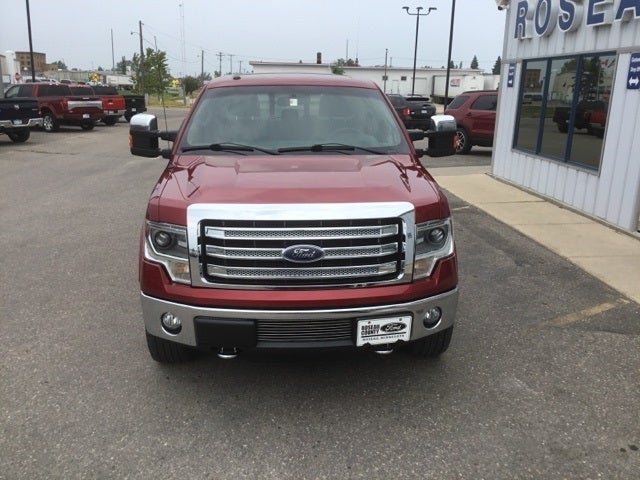 Used 2013 Ford F-150 FX4 with VIN 1FTFW1ET4DFB21747 for sale in Roseau, Minnesota