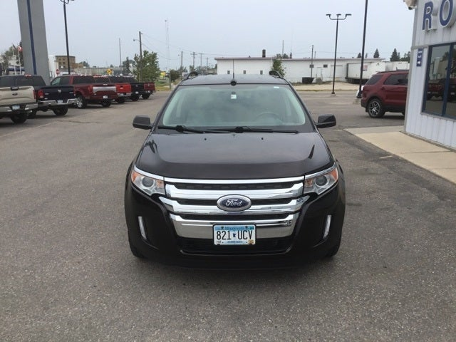 Used 2013 Ford Edge SEL with VIN 2FMDK4JC0DBE37184 for sale in Roseau, Minnesota